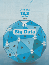 Big Data Umsatz 2014