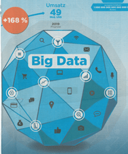 Big Data Umsatz 2019