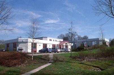 COSYS Firmengebäude und Geschäftsführung