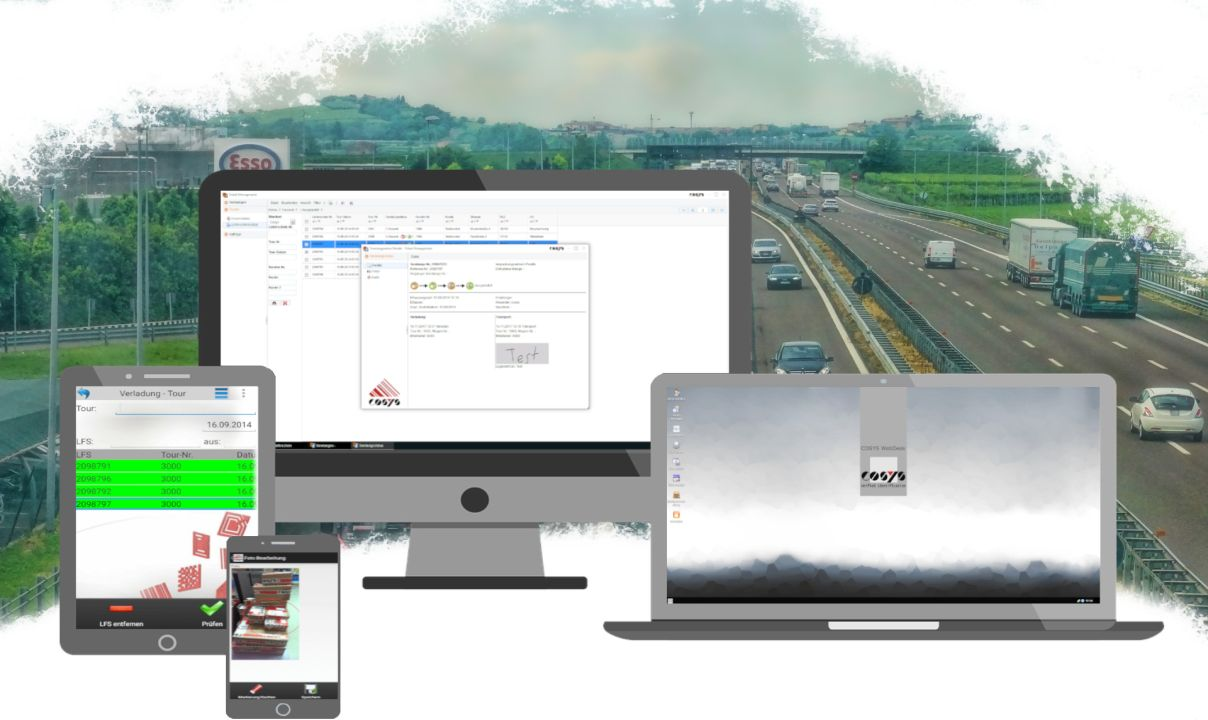 TMS Transport Management System Software